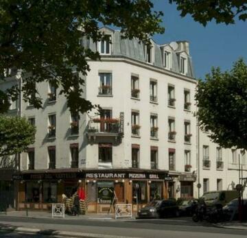 Hotel du Chateau Vincennes