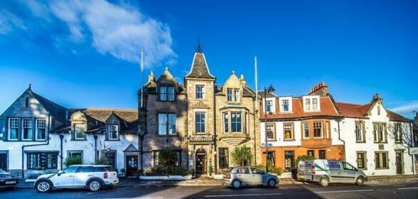 The Woodside Hotel Aberdour