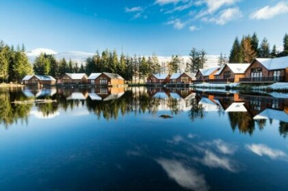 Lodge 9 Glengoulandie Lodges