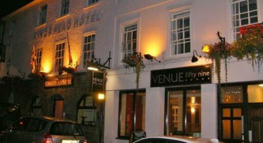 The Kings Head Hotel Abergavenny