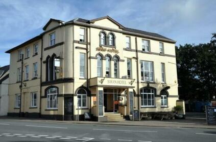 The Swan Hotel Abergavenny