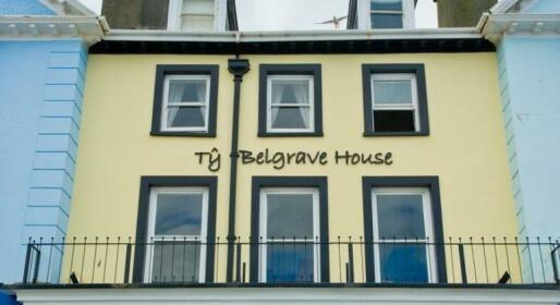 Belgrave House Aberystwyth
