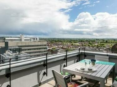 Cityscape Penthouse
