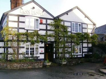 The Lion Hotel Welshpool
