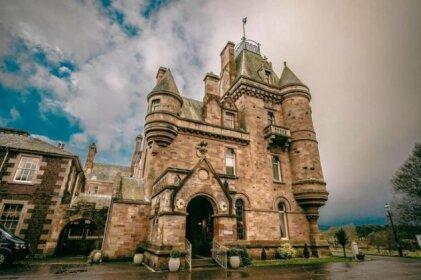 Cornhill Castle Biggar