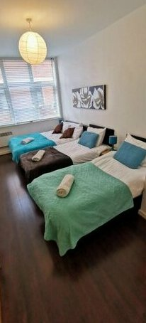 2 Bed Mint Apartment