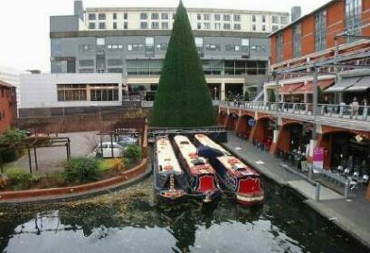 Away2Stay Floating Hotel Birmingham