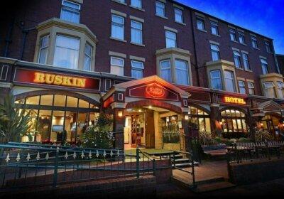 Ruskin Hotel Blackpool
