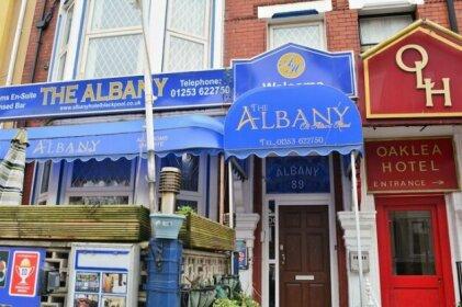 The Albany Hotel Blackpool