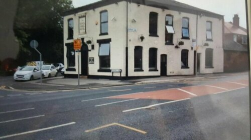 Kings arms hotel Bolton