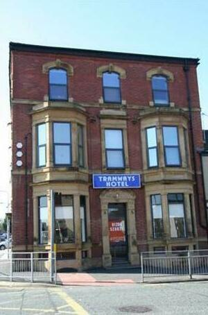 Tramways Hotel Bolton