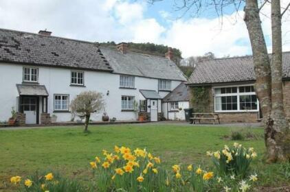 Riverside Cottage Brendon