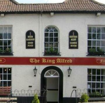 The King Alfred Inn Bridgwater
