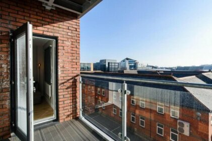 Fabulous 1 bed APT close to the centre