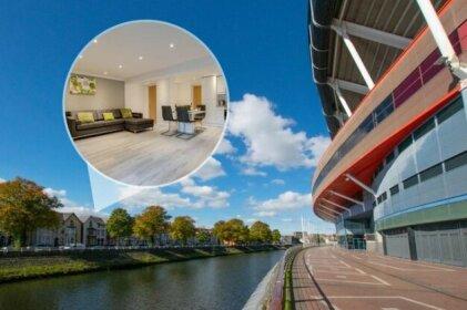 Hafan y Ddinas Cardiff Apartment