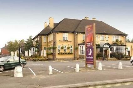 Premier Inn Broadway Oldham