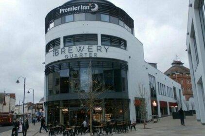 Premier Inn Cheltenham Twn Ctr