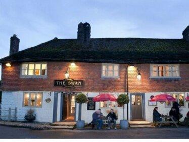 The Swan Inn Coldwaltham