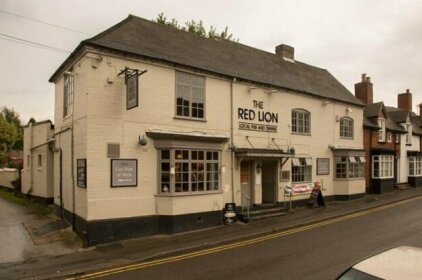 The Red Lion Coleshill