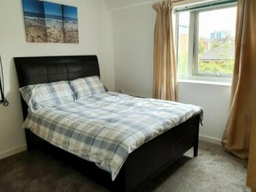 Bright Clean Secure Cosy and Spacious flat in Coventry City Centre