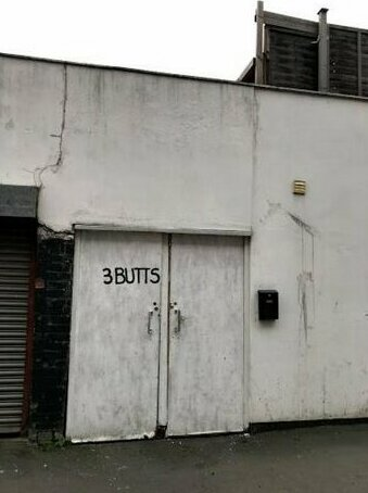 Butts Ensuite room