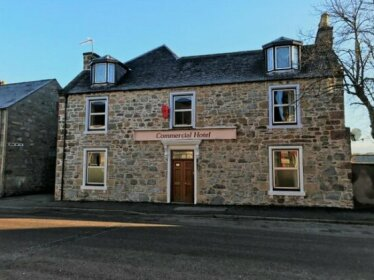 Commercial Hotel Dufftown