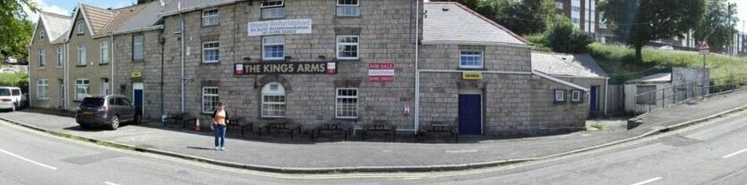 The King's Arms Ebbw Vale