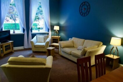 2 Bedroom Abbeyhill Apartment Sleeps 4