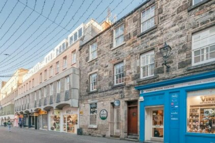 Cosy Holiday Apartment in Edinburgh City Centre Rose Street