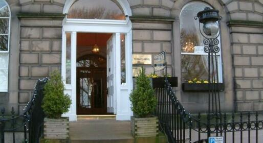 Terrace hotel Edinburgh