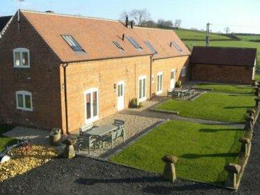 Lower Berrow Farm Cottages