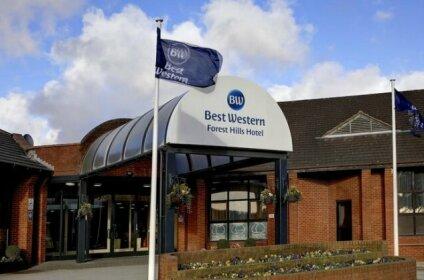 Best Western Runcorn Forest Hills Hotel