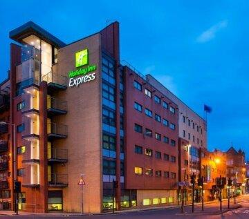 Holiday Inn Express Glasgow City Ctr Riverside