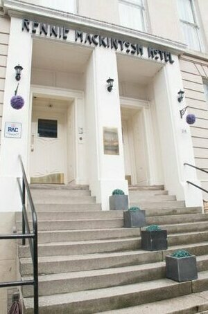 Rennie Mackintosh Art School Hotel