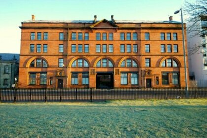 Terracotta - Glasgow City Centre Apartment