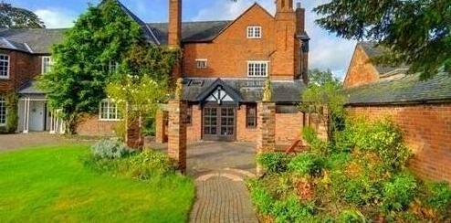 Haslington Hall