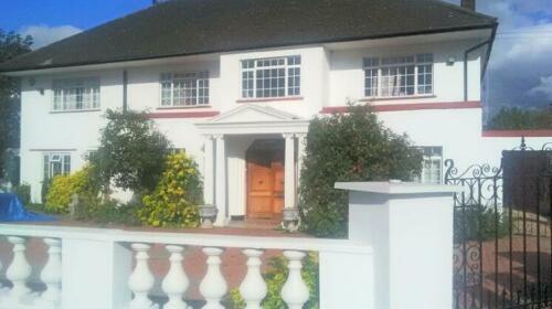 British White House Suites