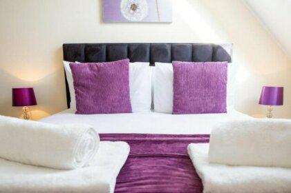 Velvet 2-bedroom apartment Clockhouse Hoddesdon