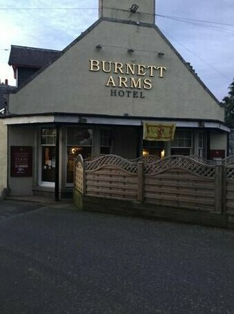 Burnett Arms