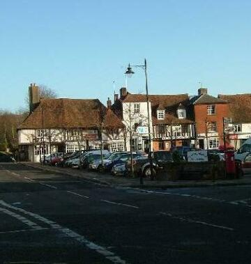 The Lime Tree on the Square Hotel Lenham