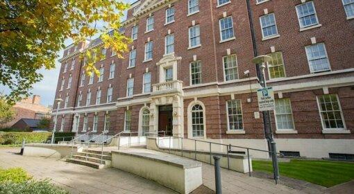 Agnes Jones House - Campus Residence
