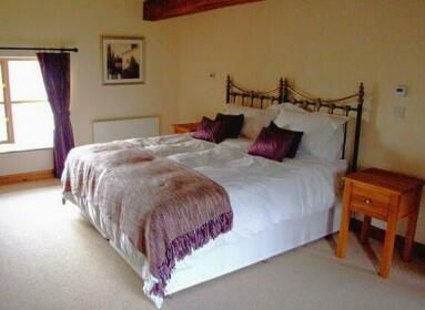 The Fron Lodge Llangammarch Wells