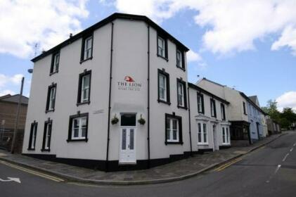 The Lion Hotel Llanover