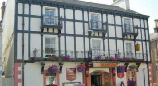 Kings Arms Hotel Lockerbie