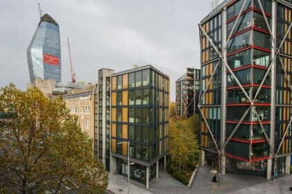A Modern 1 Bed Apartment in Central London