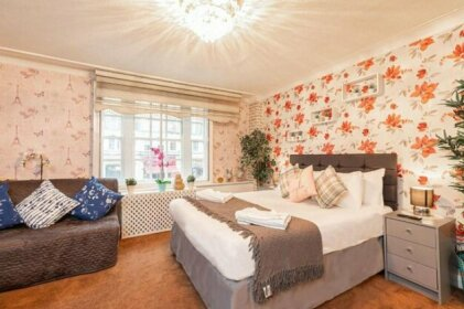 Beautiful & Spacious Studio Next to Oxford St & Hyde Park
