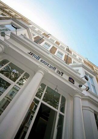 Best Western Boltons Hotel London Kensington- Photo3