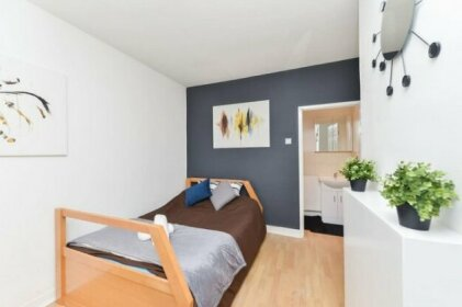 Community flat located minute from the city centre