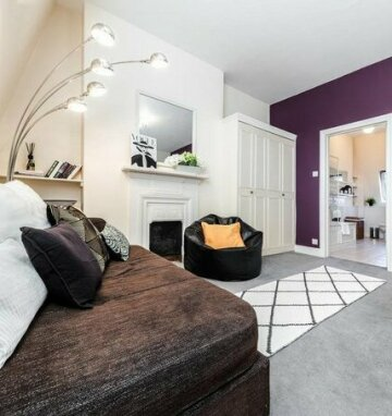 Designer 2 bed Duplex in St John's Wood