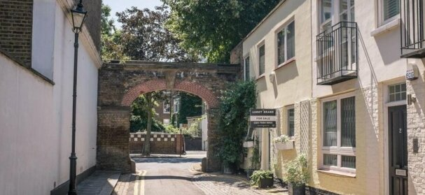 Kensington Mews House